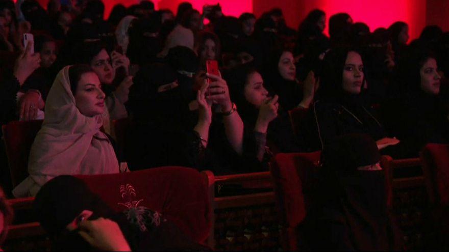 گشایش اولین سینما در عربستان سعودی بعد از ۳۵ سال