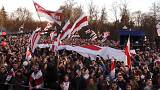 روسيا البيضاء بين الاستبداد والديمقراطية
