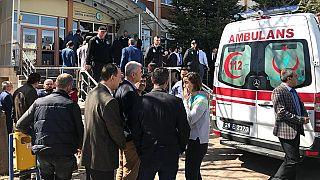 تیراندازی در دانشگاه عثمان غازی ترکیه چهار کشته بر جای گذاشت