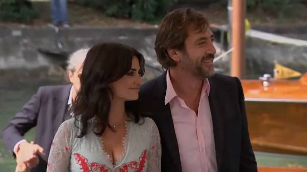 "Penelope Cruz and Javier Bardem star in ""Everybody Knows""."
