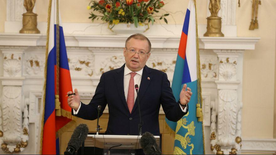 الکساندر یاکوونکو، سفیر روسیه در بریتانیا