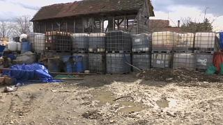 Serbia faces up to huge hazardous waste problem to meet EU environment standards