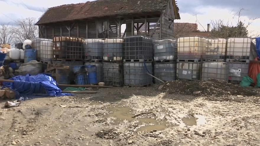Serbia faces up to huge hazardous waste problem to meet EU environment standards