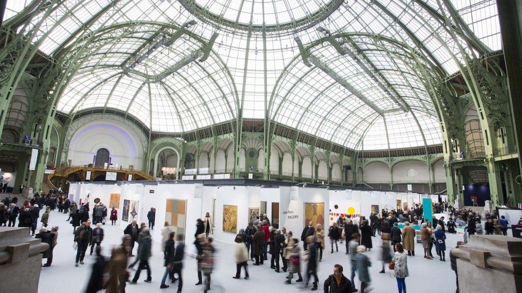Paris Art Fair opens doors for Living it ahead of grand opening