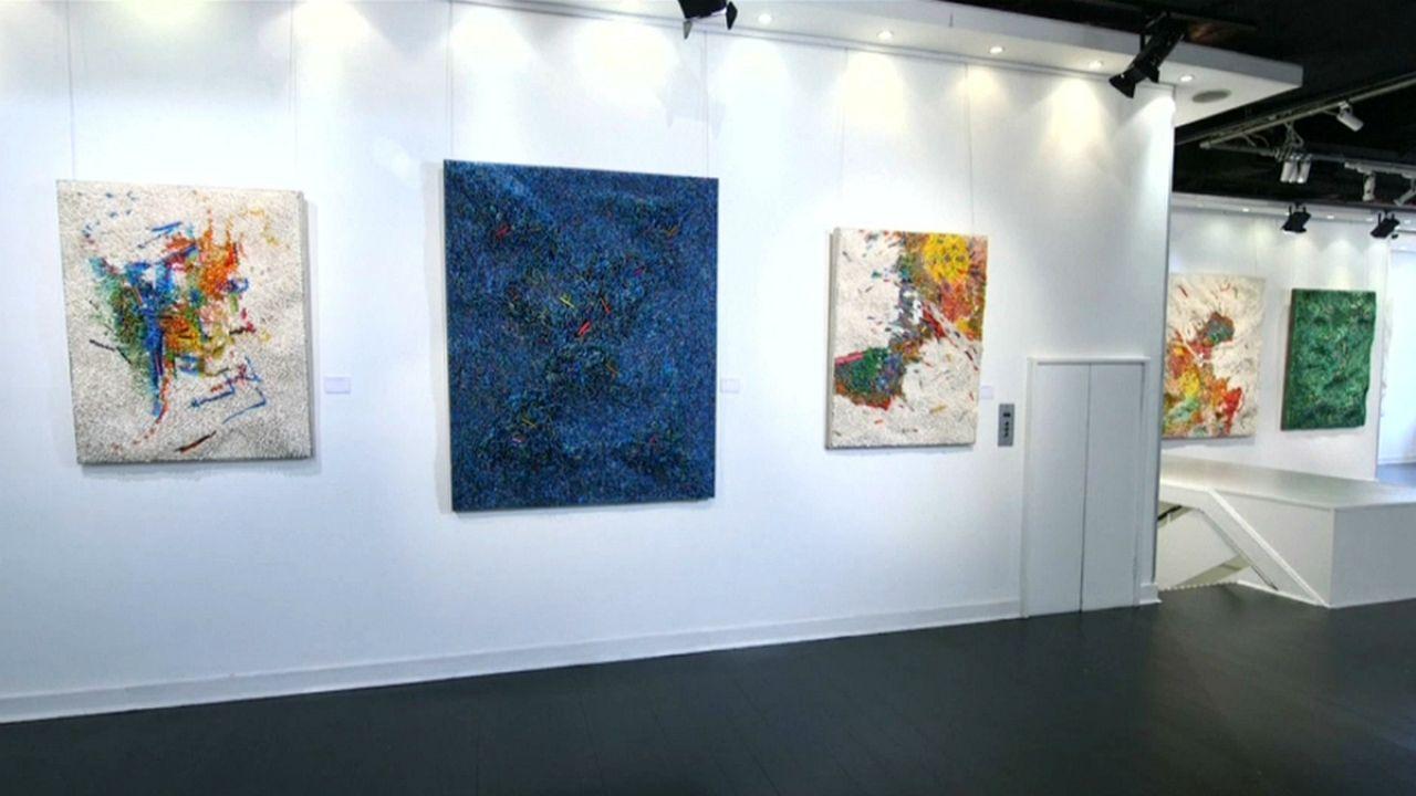 «هنرکاغذی» از کره جنوبی تا لندن