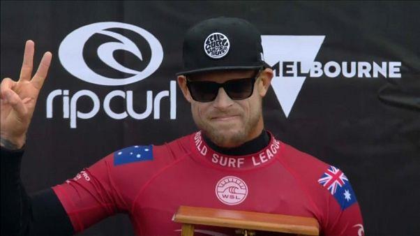 Mick Fanning fait ses adieux au surf