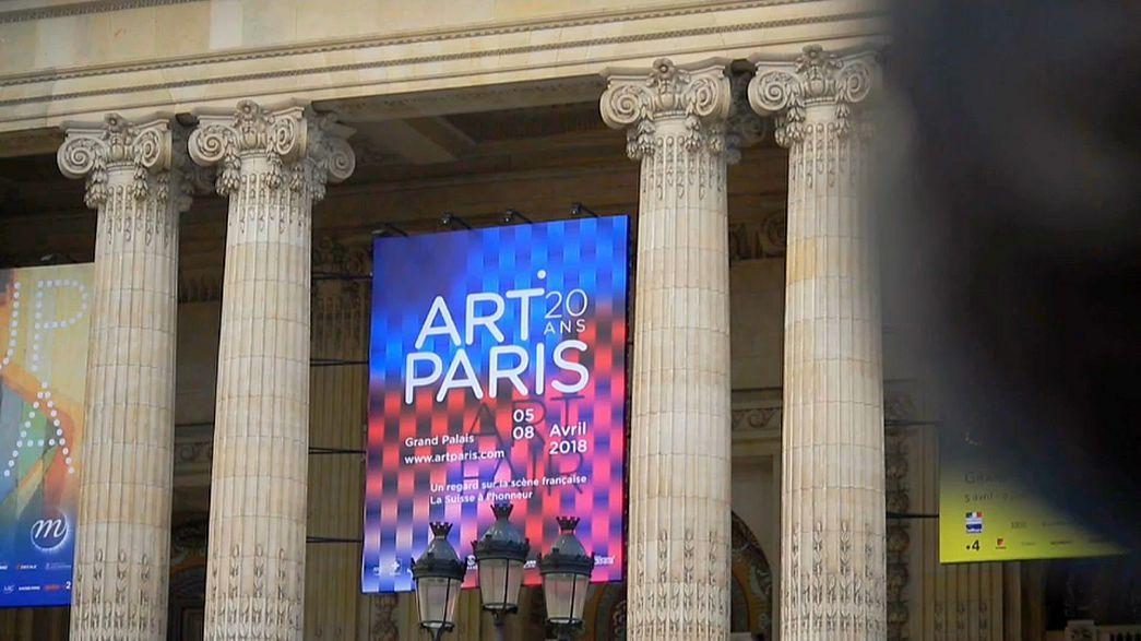 Париж: искусство без границ