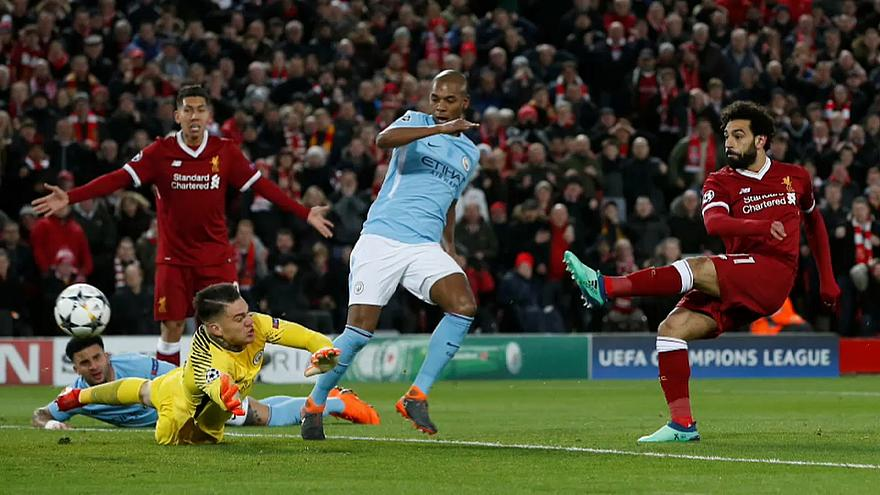 Emphatic victory for Liverpool against Man City in Champions League