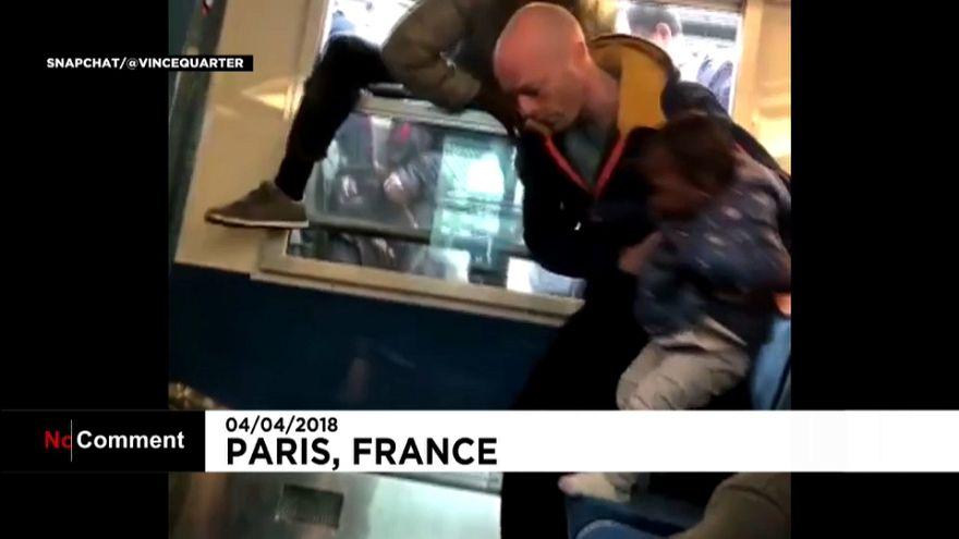 Железнодорожный хаос в Париже