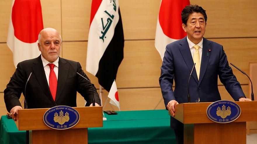 اليابان تتعهد بتوفير 350 مليون دولار لإعادة إعمار العراق