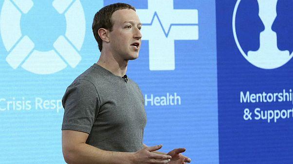 """Марк Цукерберг: """"Это моя ошибка"""""""