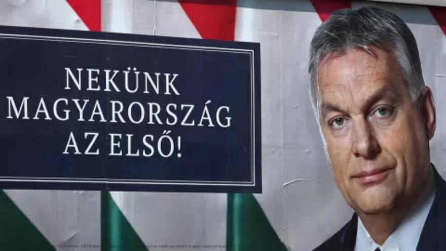 """""""الهجرة """"حاضرة في حملات """"المجر"""" الانتخابية"""