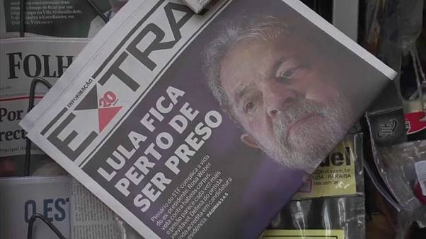 Perto da prisão, longe do Planalto - Brasil reage à decisão sobre Lula