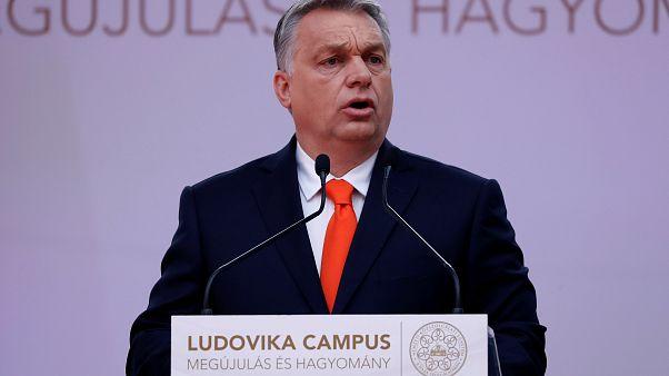 مجارستان: نظرسنجی ها خبر از پیروزی حزب مهاجرستیز حاکم می دهند