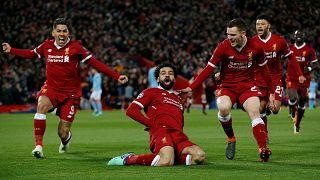Les Reds étincelants en Ligue des Champions