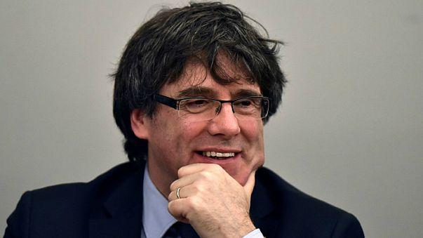 محكمة ألمانية تقرر الإفراج عن الزعيم الكتالوني بوجدمون بكفالة