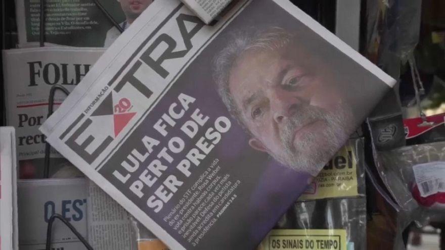 Бразилия: выборы пройдут без Лулы