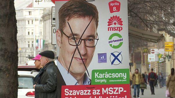 Macaristan'da seçime doğru: Sağ ve milliyetçi söylem güç kazanıyor