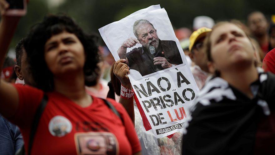 Haft oder nicht? Fall Lula spaltet Brasilien