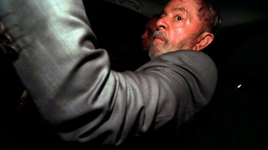 Decretada prisión para el expresidente brasileño Lula da Silva