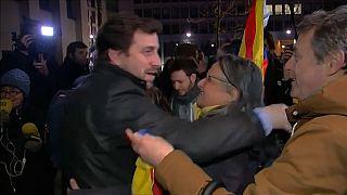 Freude über deutsche Puigdemont-Entscheidung