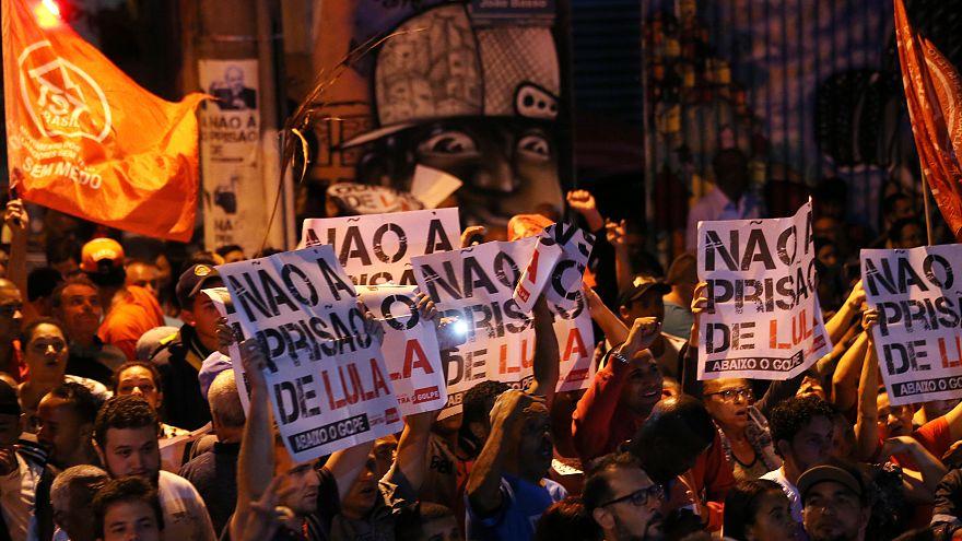 Últimas horas en libertad para Lula