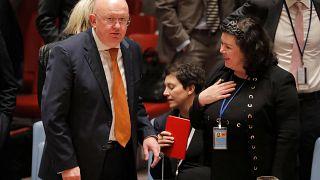 """""""Dreckige Spiele"""" - Russisch-britisches Wortgefecht im UN-Sicherheitsrat"""