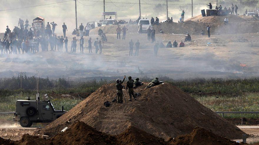 Gaza, scontri: 2 palestinesi uccisi