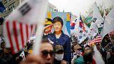 Park Geun-hye, l'ex-présidente de Corée du Sud, condamnée à 24 ans de prison