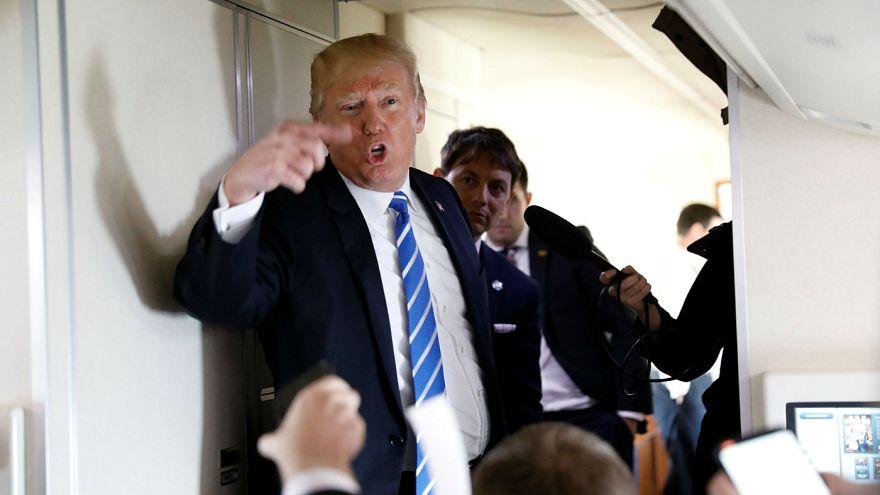 Ντόναλντ Τραμπ: «Δεν είχα ιδέα για τα 130.000 δολάρια στην Ντάνιελς»