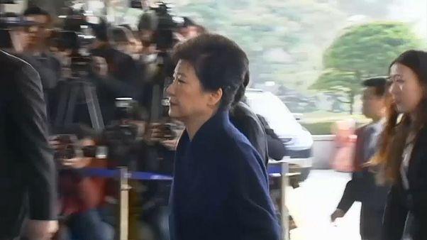 Südkorea: 24 Jahre Haft für Ex-Präsidentin Park