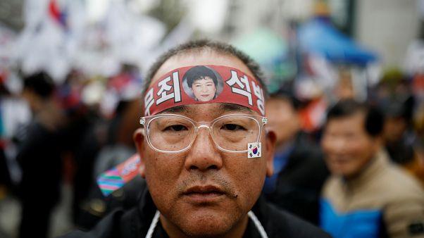 Escándalo 'Rasputina': 24 años de cárcel para la expresidenta de Corea del Sur