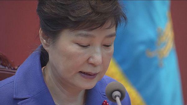 24 anos de prisão para a ex-presidente da Coreia do Sul