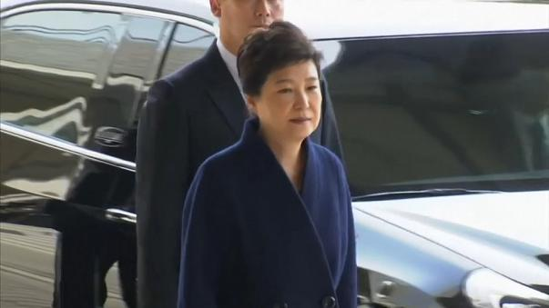 Güney Kore'nin eski Devlet Başkanı Park Geun-hye suçlu bulundu