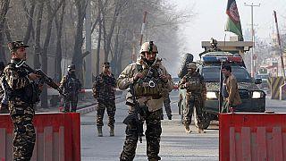 عناصر من الجيش الأفغاني