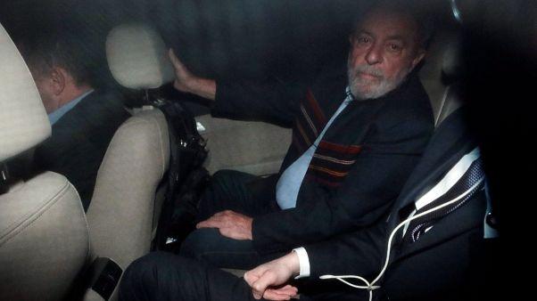 Haftbefehl: Schwarzer Freitag für Ex-Präsident Lula