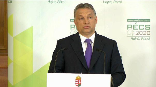 O percurso de Viktor Orbán