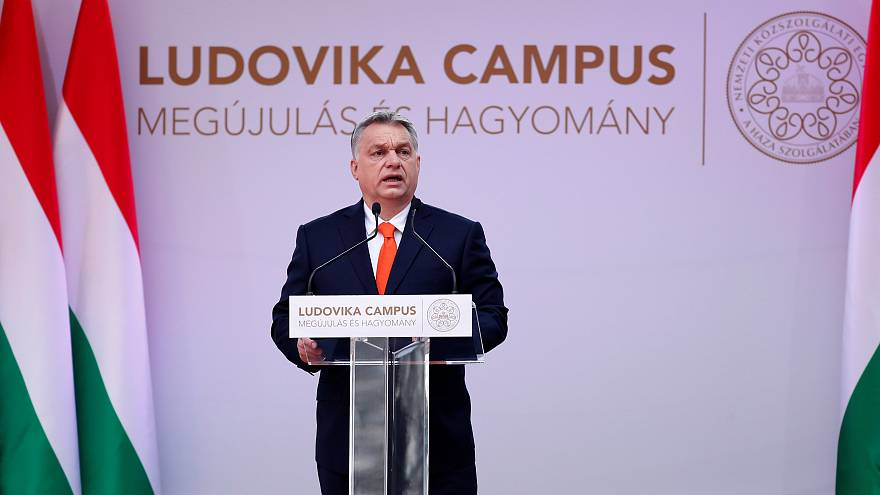 Viktor Orbán, euroscettico, populista e conservatore