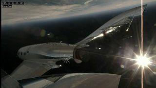 Virgin Galactic: Erster Raketentest nach Tragödie von 2014