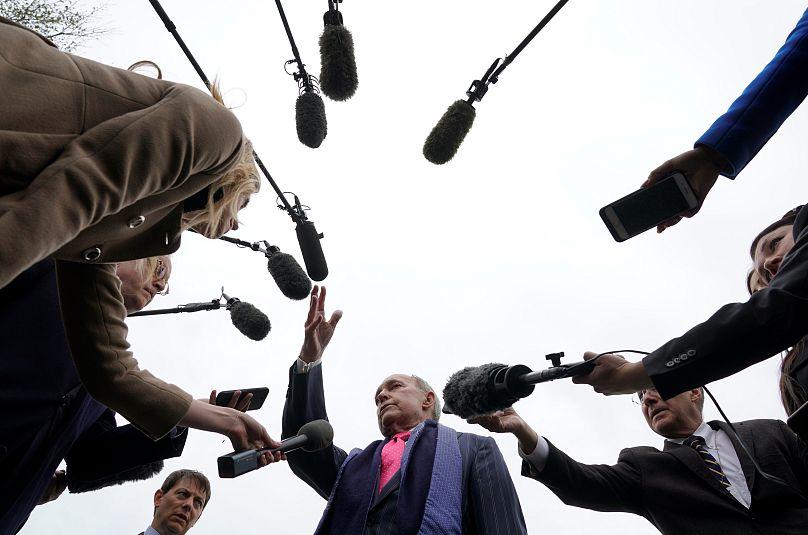 Foto: REUTERS/Kevin Lamarque