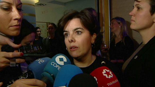 """El Gobierno español """"respeta"""" la liberación de Puigdemont"""