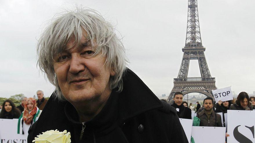 Jacques Higelin en avril 2012