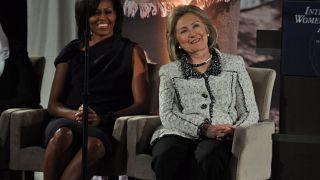 Michelle Obama: Hillary Clinton başkanlık için Trump'tan çok daha iyi bir adaydı