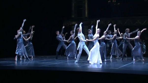 Eifman balesi New York'ta 'Anna Karenina'yı sahneliyor'
