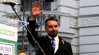 Gabor Vona seeks to make Jobbik Hungary's official opposition