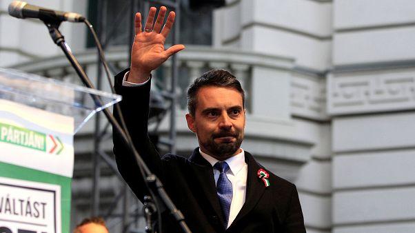 Gabor Vona seeks to make Jobbik Hungary's official opposition