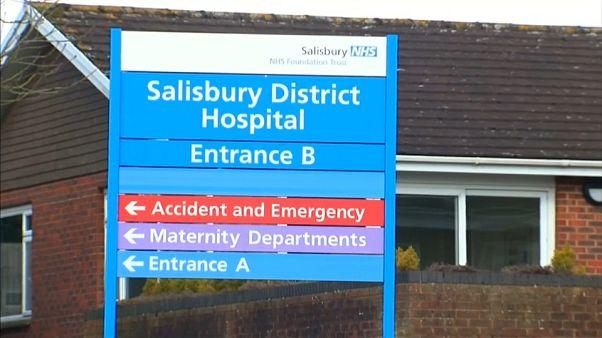Sergei Skripal no longer in a critical condition, says Salisbury hospital