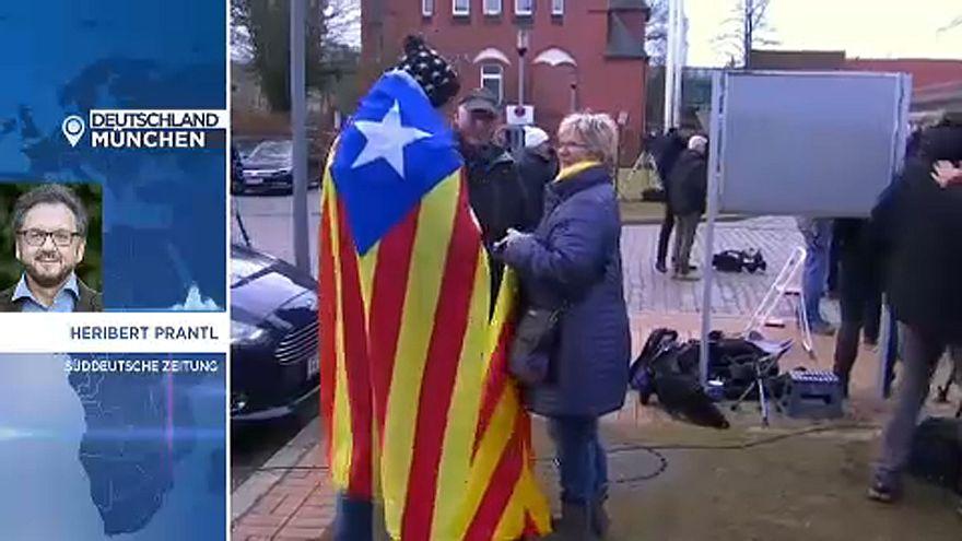Kérdéses Puigdemont kiadatása