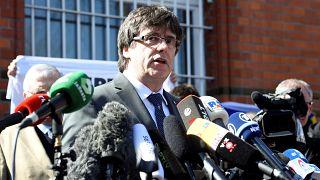 زعيم كتالونيا السابق كارلس بودجمون