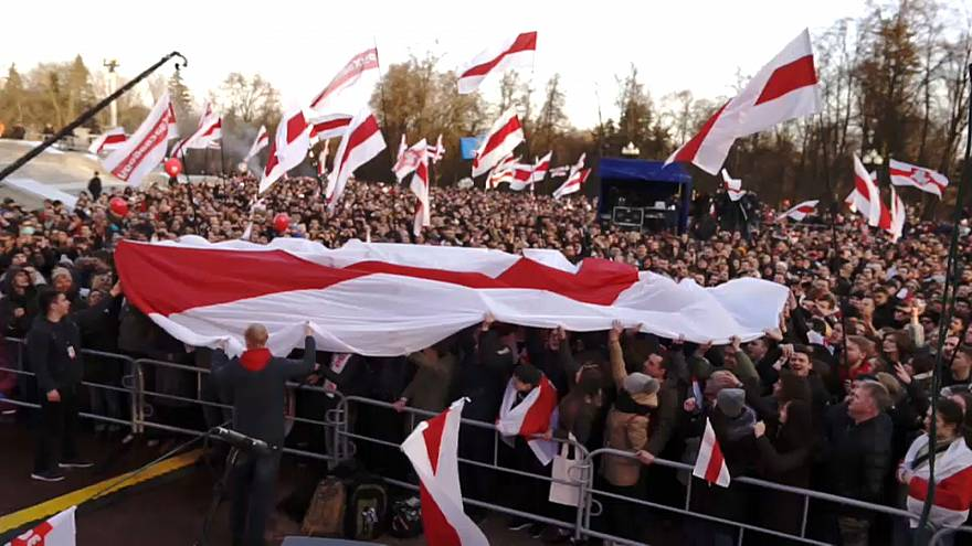 Belarus Avrupa'daki son diktatörlük mü?